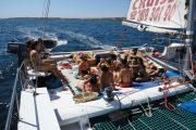 Passeio de barco até benagil com almoço na praia