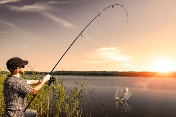 Pesca desportiva no Algarve