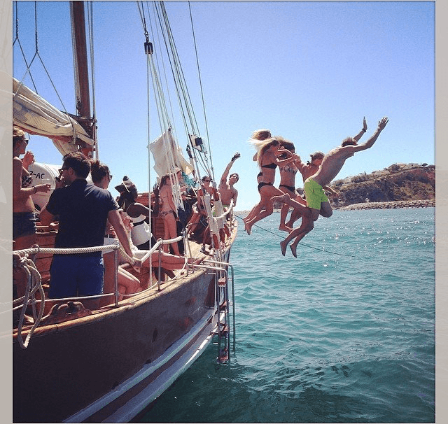 Pirate Boat Trip in Albufeira