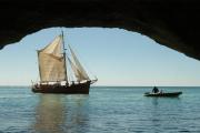 Este passeio no Barco Pirata