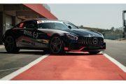 Conduzir o AMG GT C no Algarve
