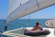 Passeio de Catamarã na Ria Formosa