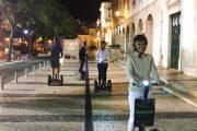 Passeio de segway em Faro