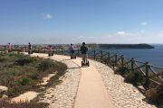 Passeio de segway Forte de Sargres
