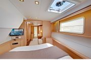 Maravilhoso passeio de catamarã LAGOON 450 S.