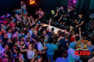 Kiss Club at Oura Strip Albufeira