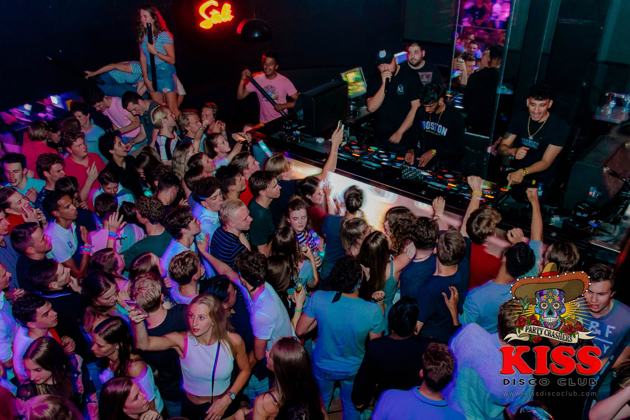 Kiss Club at Oura Strip Albufeira